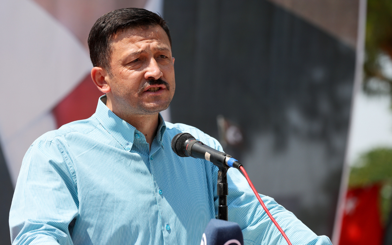 AK Partili Hamza Dağ'dan muhalefete sert eleştiri