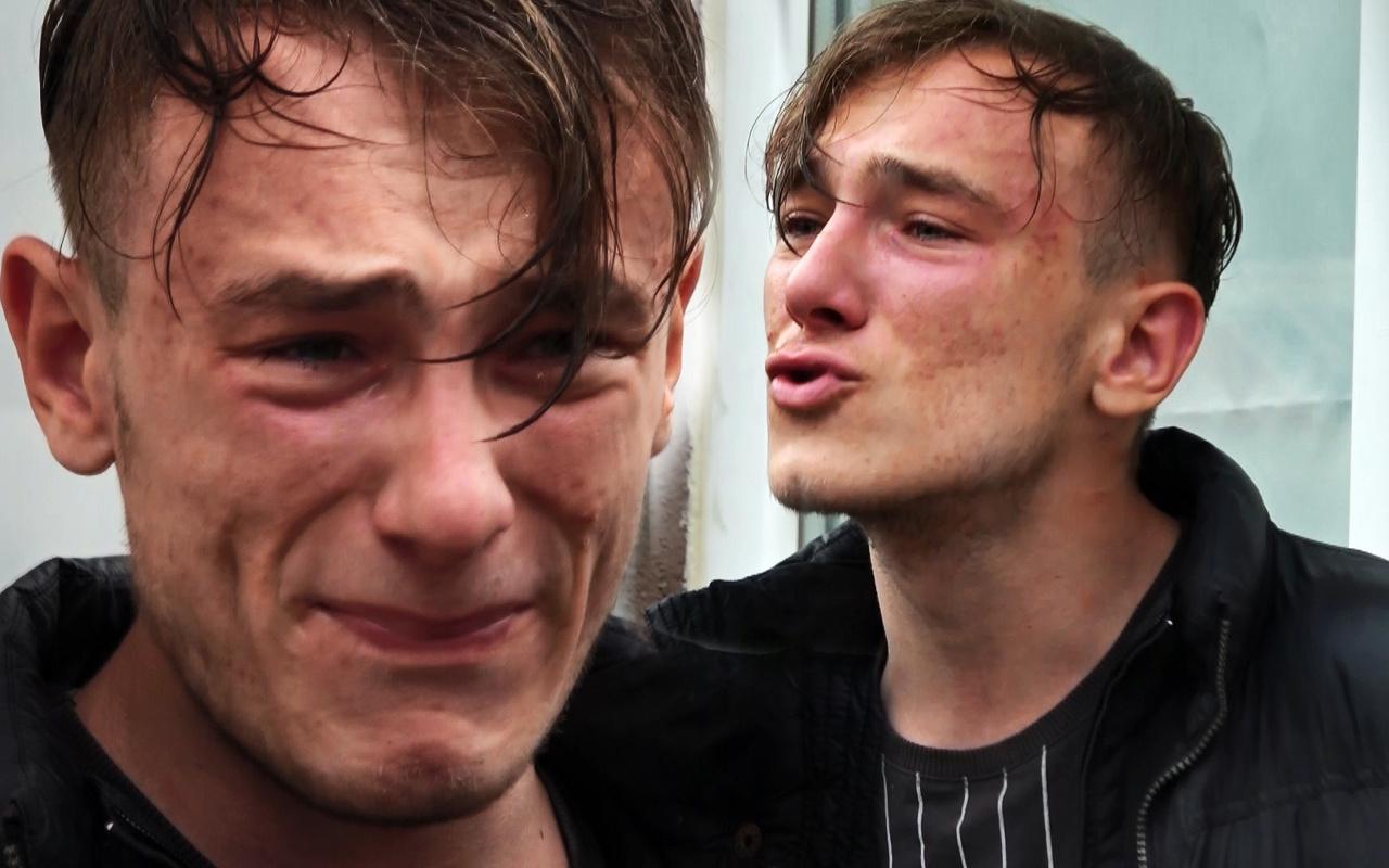 Bursa'da korku dolu anlar yaşattı gözyaşlarına boğuldu! Bahanesi işe yaramadı