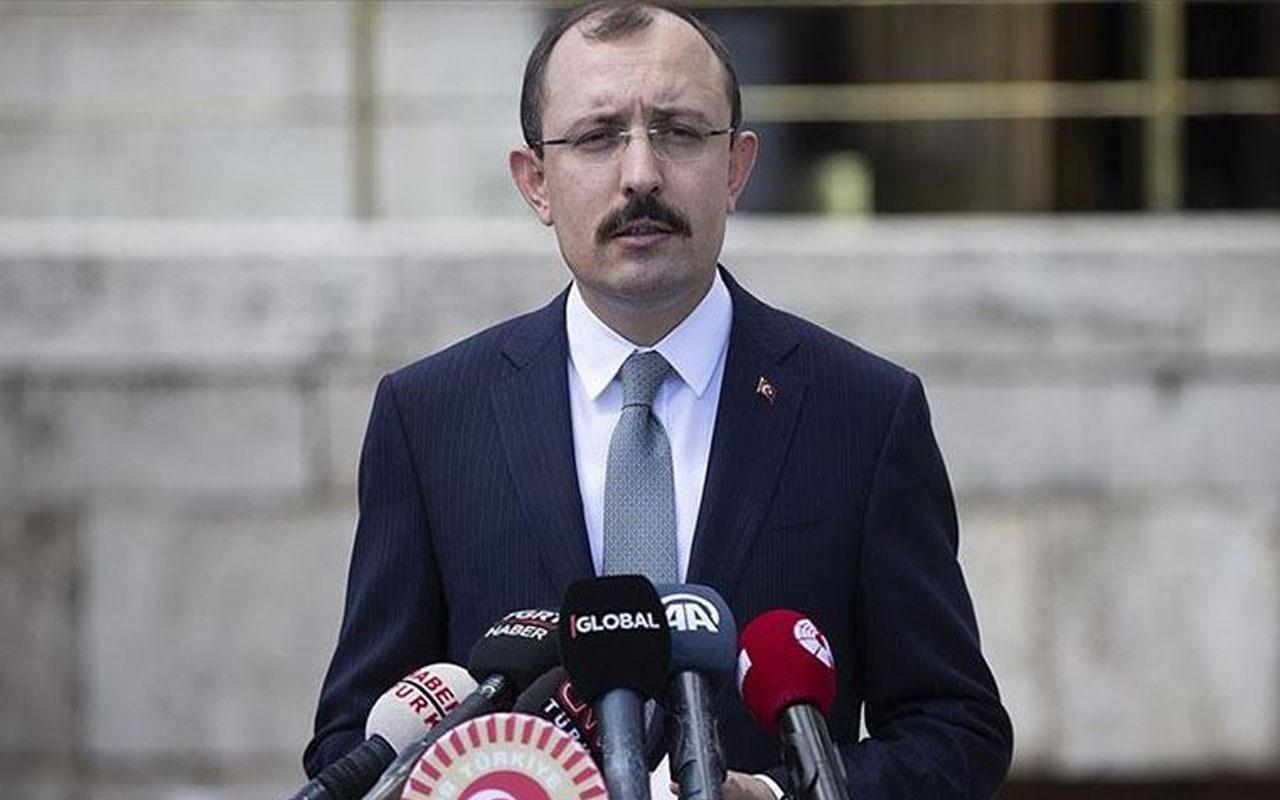 Ticaret Bakanı Mehmet Muş: Mersin Limanı'nda 1 ton kokain yakalandı