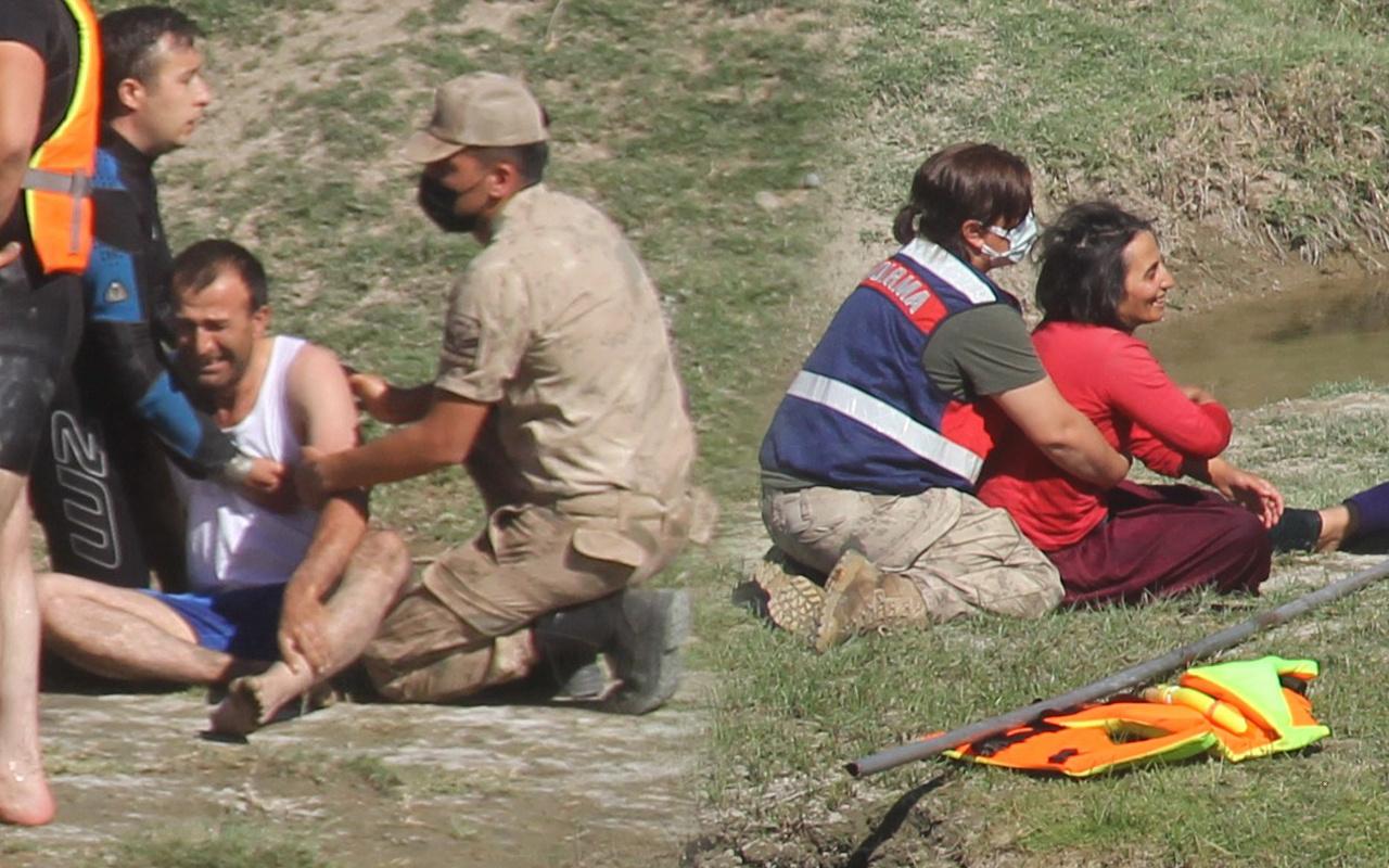 Erzincan'da çabalar sonuç vermedi yürek dağlayan haber geldi