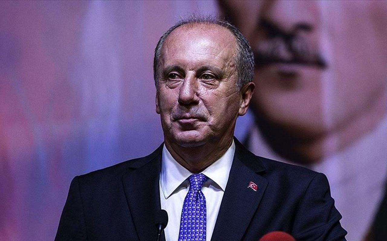 Muharrem İnce'nin Memleket Partisi'nde deprem! İstanbul İl Teşkilatından 20 kişi istifa etti