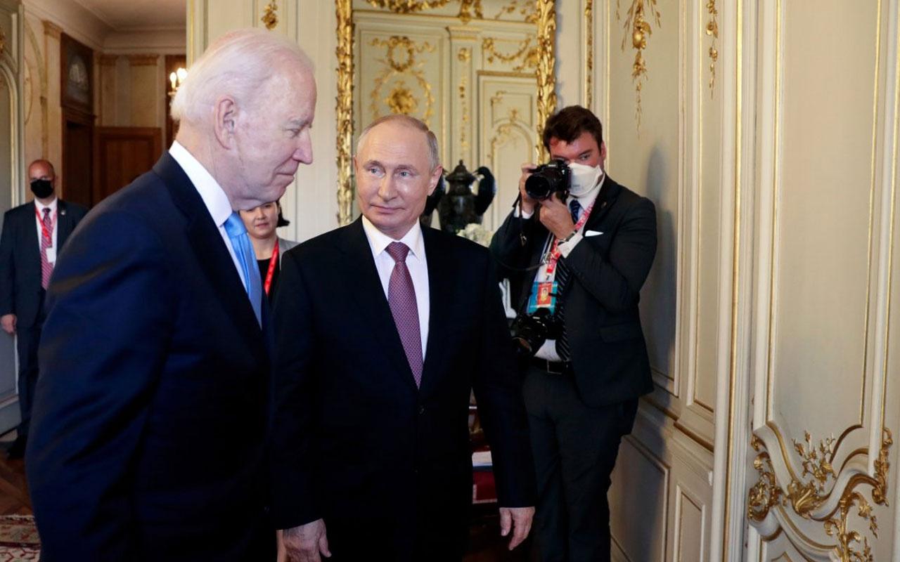 Putin ile Biden arasındaki tarihi görüşmeden anlaşma çıktı