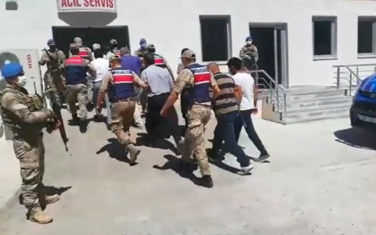Diyarbakır'da PKK/KCK operasyonu: 8 kişi gözaltı