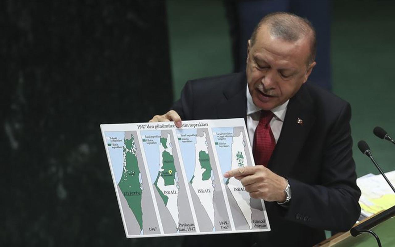 İsrail'i panik sardı! Türkiye'den Filistin'e askeri destek