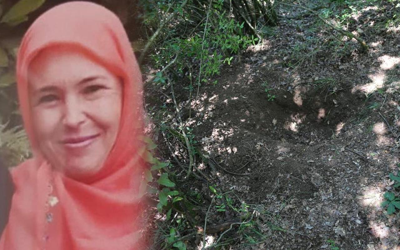 Kocaeli'de amcasının eşini boğup toprağa gömdü! Vahşeti itiraf etti