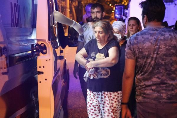 Diyarbakır'da silah sesleri! Restoran kurşunlanıp polise ateş açıldı, balkonda uyuyan kadın vuruldu