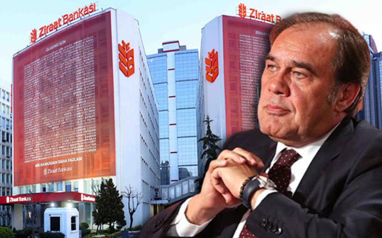 Ziraat Bankası Genel Müdürü'nden Demirören Medya Grubu'na verilen krediyle ilgili flaş açıklamalar