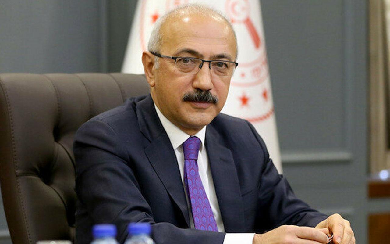 Bakan Lütfi Elvan'dan flaş enflasyon ve döviz kuru açıklaması
