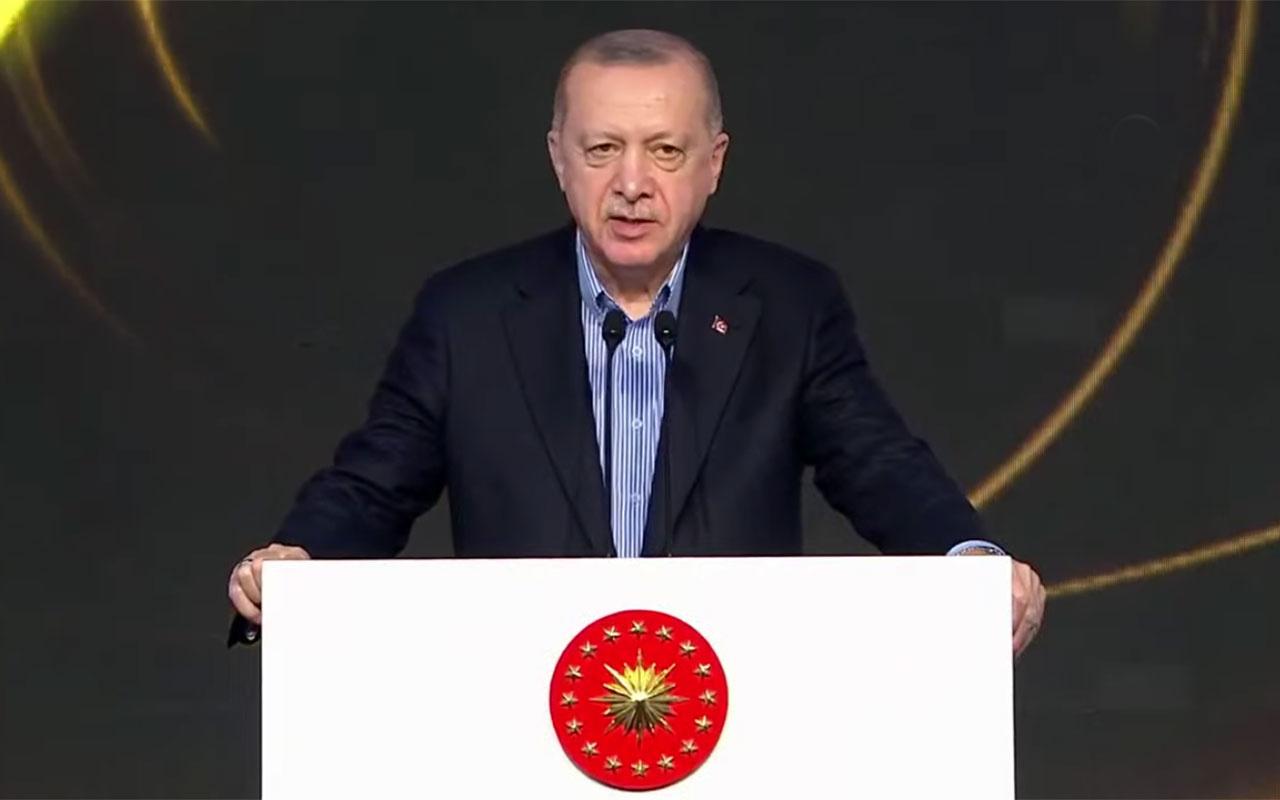 Cumhurbaşkanı Erdoğan: Sık sık tedavüle konulan eksen tartışmaları, hazımsızlığın işaretidir