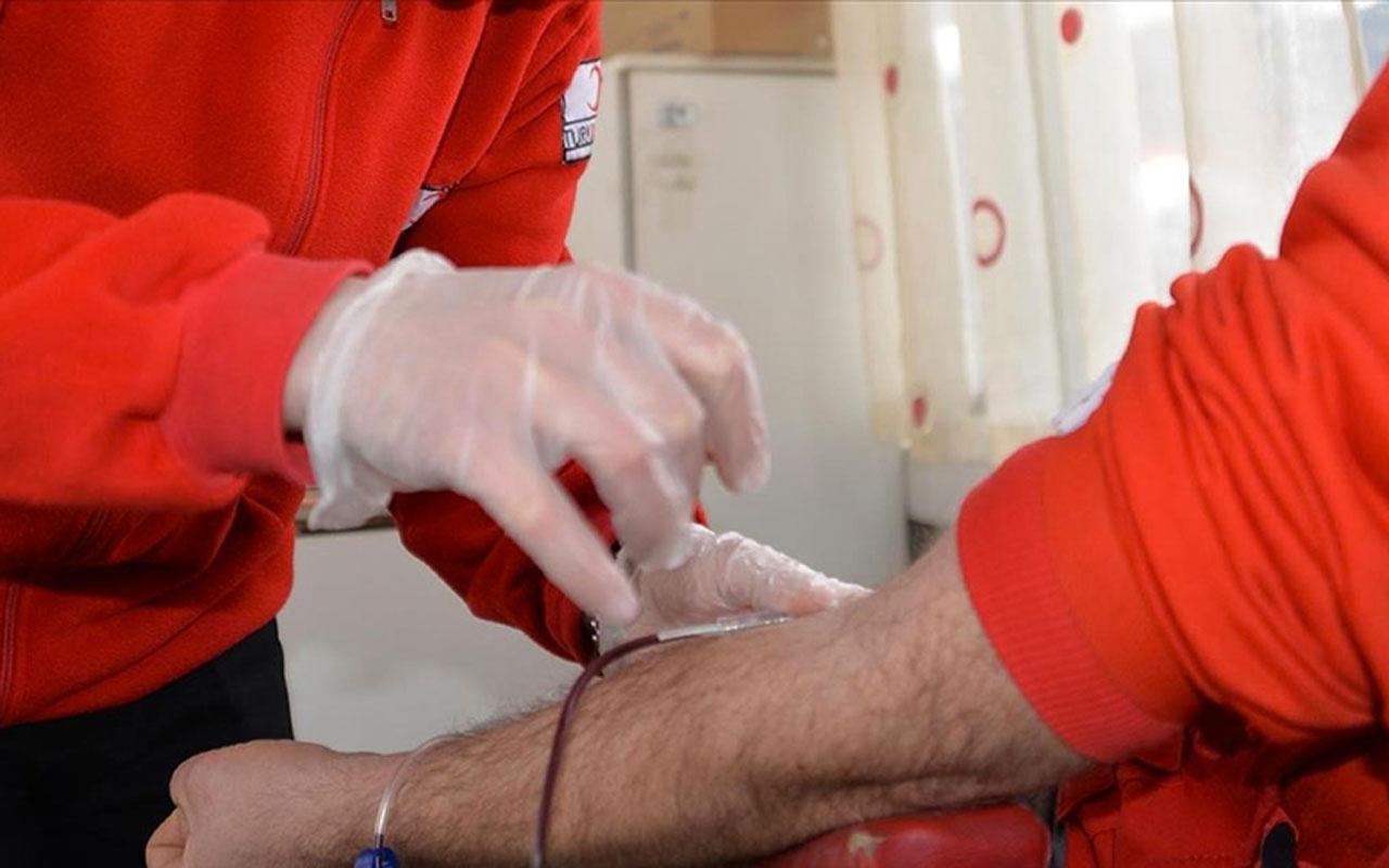 AK Parti Kadın Kolları İl Başkanlığından kan bağışı kampanyası