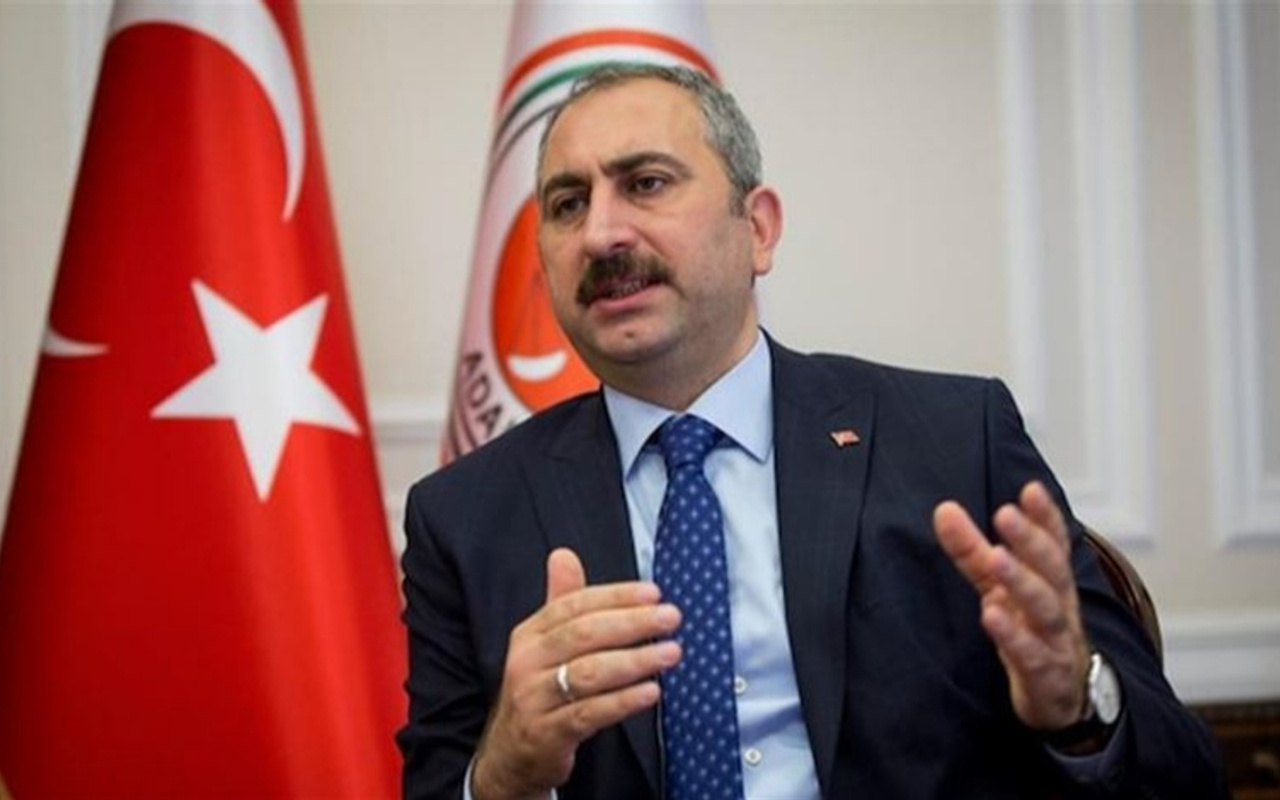 Bakan Gül'den 4. Yargı Paketi açıklaması: 'Kolları sıvama vakti'
