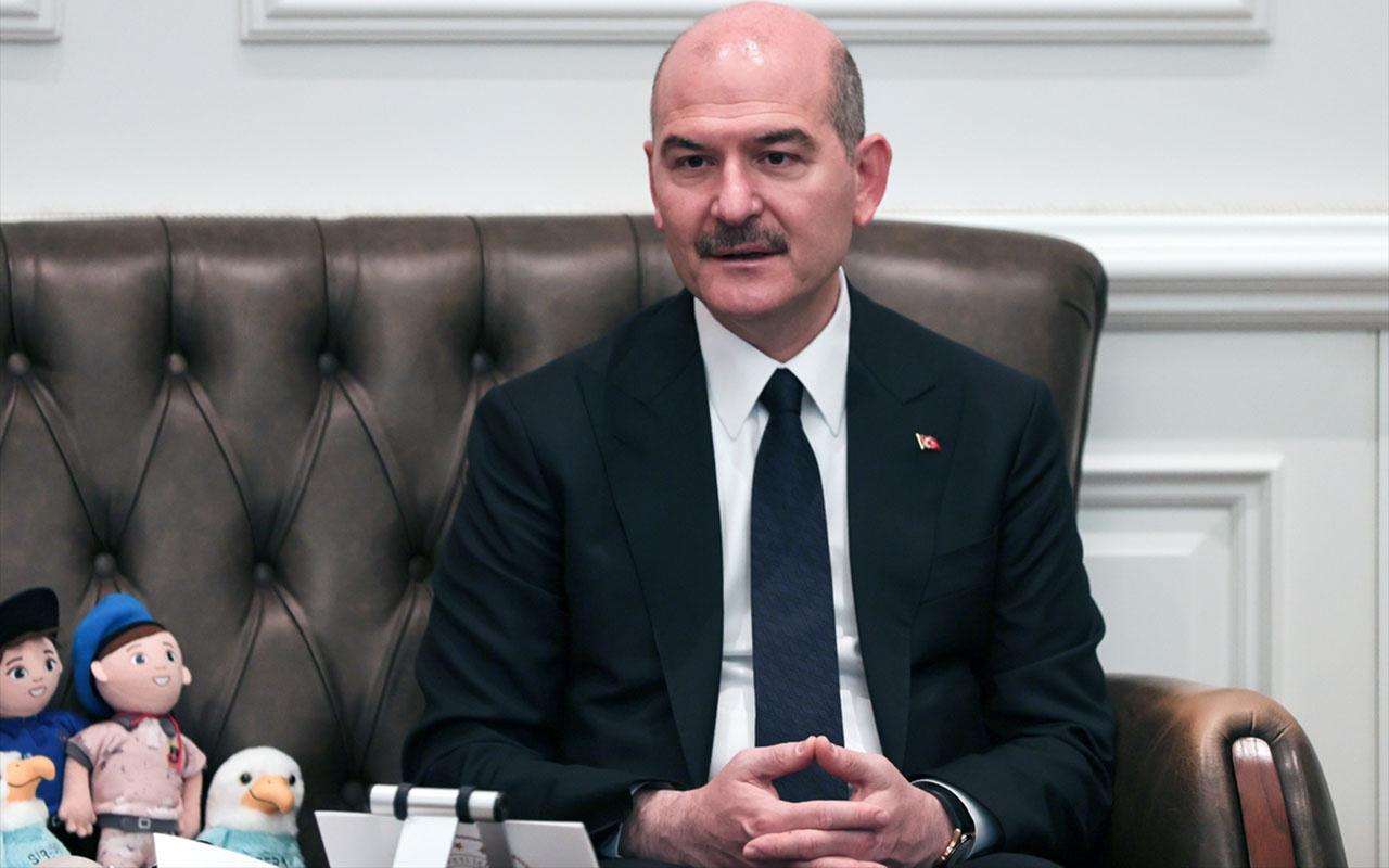 İçişleri Bakanı Süleyman Soylu açıkladı! Mardin ve Van'da iki araçta C-4 plastik patlayıcı ele geçirildi