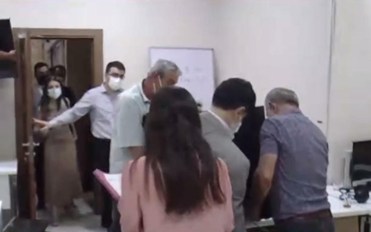 Ekrem İmamoğlu'ndan Akit TV'ye haciz