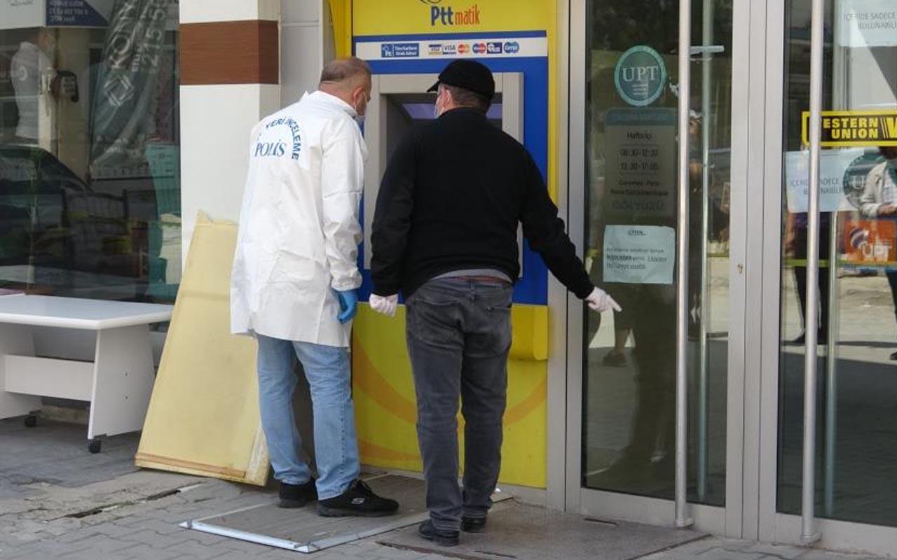 Bolu'da PTT soyuldu! 170 bin TL çalan hırsızın kimliği şoke etti