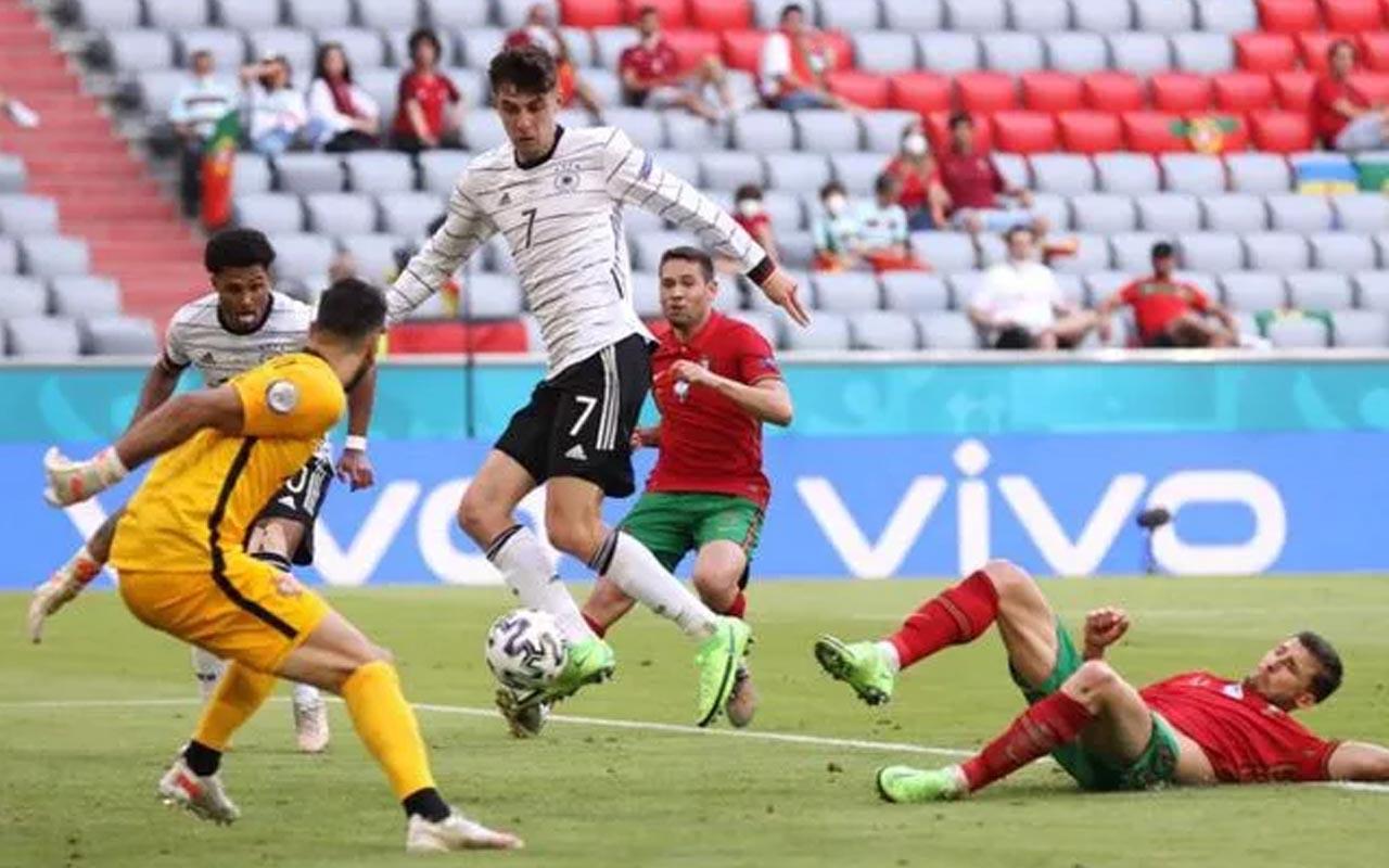 EURO 2020 F Grubu karıştı! Almanya- Portekiz maç sonucu: 4-2