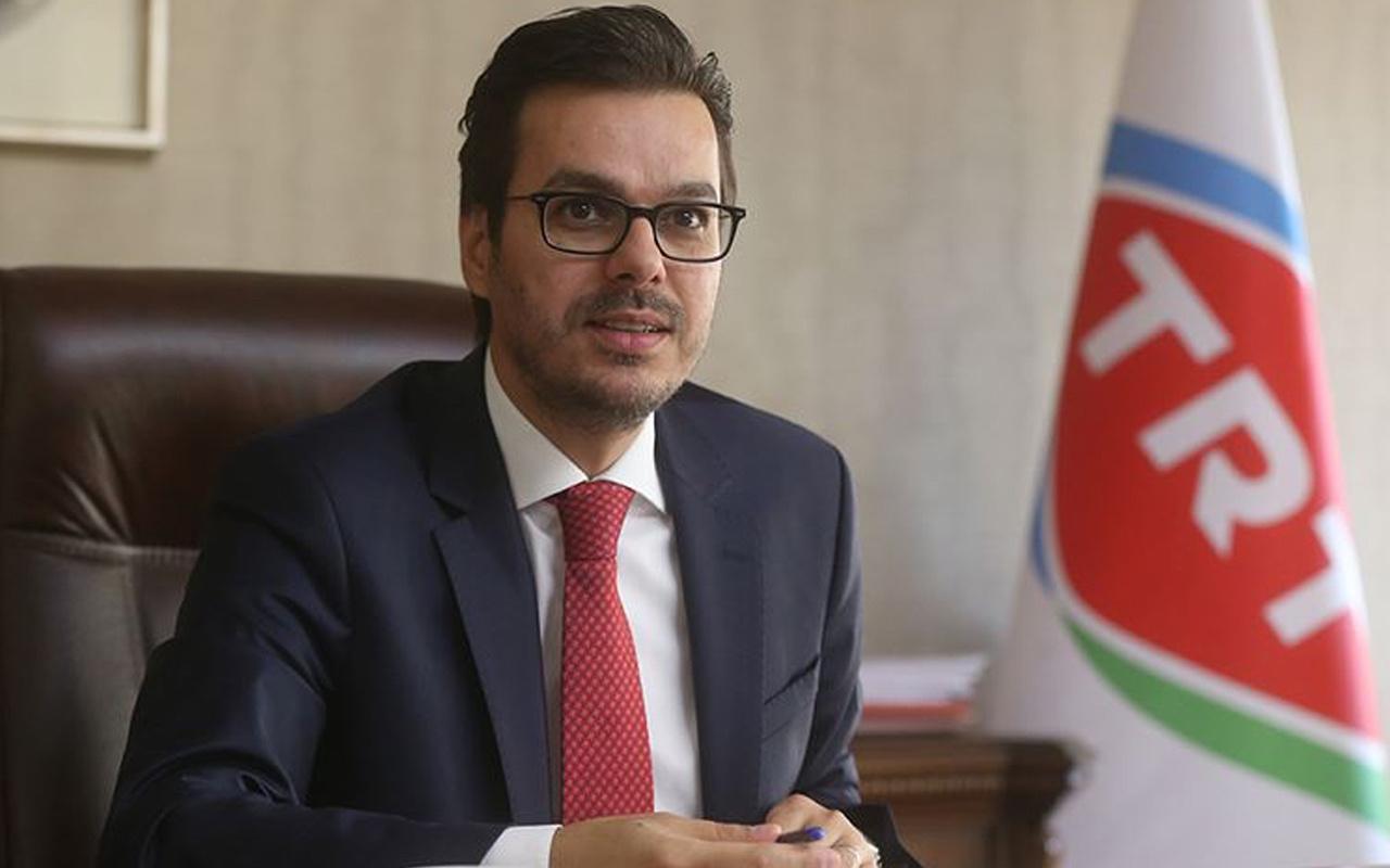 TRT Teşkilat dizisini İsrail'e sattı İbrahim Eren açıkladı