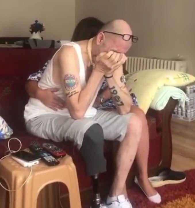 Merve Özbey'den babalar günü paylaşımı: O yüzden mi ağladınbaba....