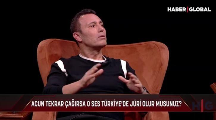 Mustafa Sandal'dan olay O Ses Türkiye açıklaması!