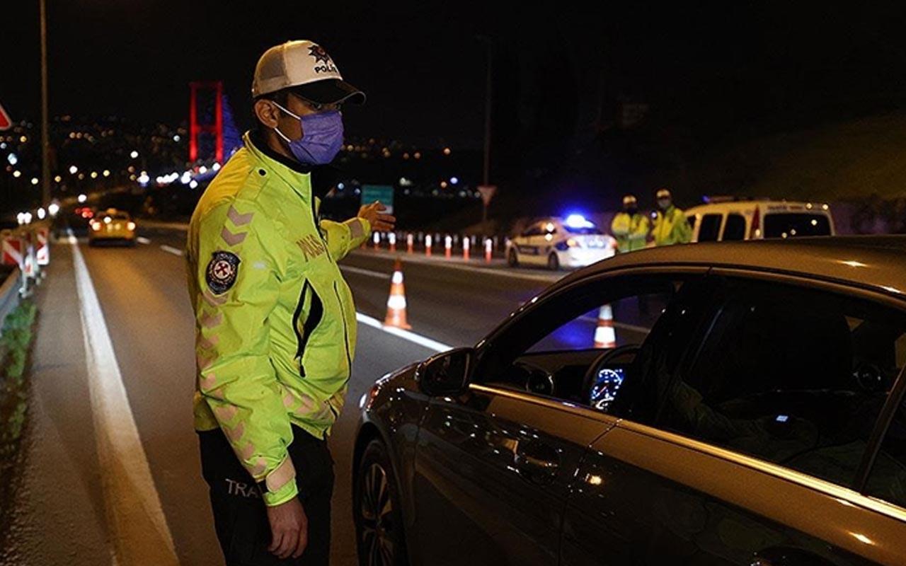 31 saat sürecek yasak başladı! Türkiye'de Covid-19 pazar günü kısıtlamasının detayları