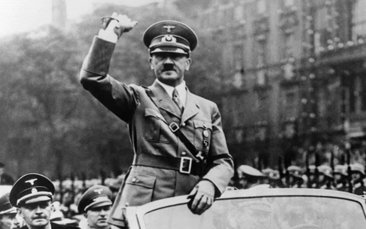 İsmet İnönü'nün talimatıyla Hitler'in doğum gününe giden Türk heyeti