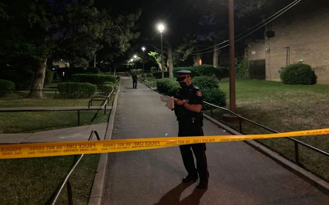 Kanada bu olayla sarsıldı! Doğum günü partisine silahlı saldırı