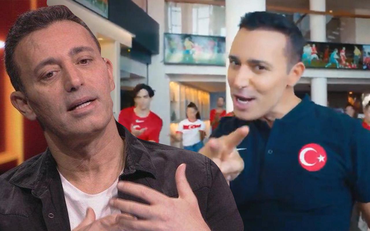 Milli Takım şarkısı için para aldı mı? Estetik itirafı geldi Mustafa Sandal'dan olay açıklamalar