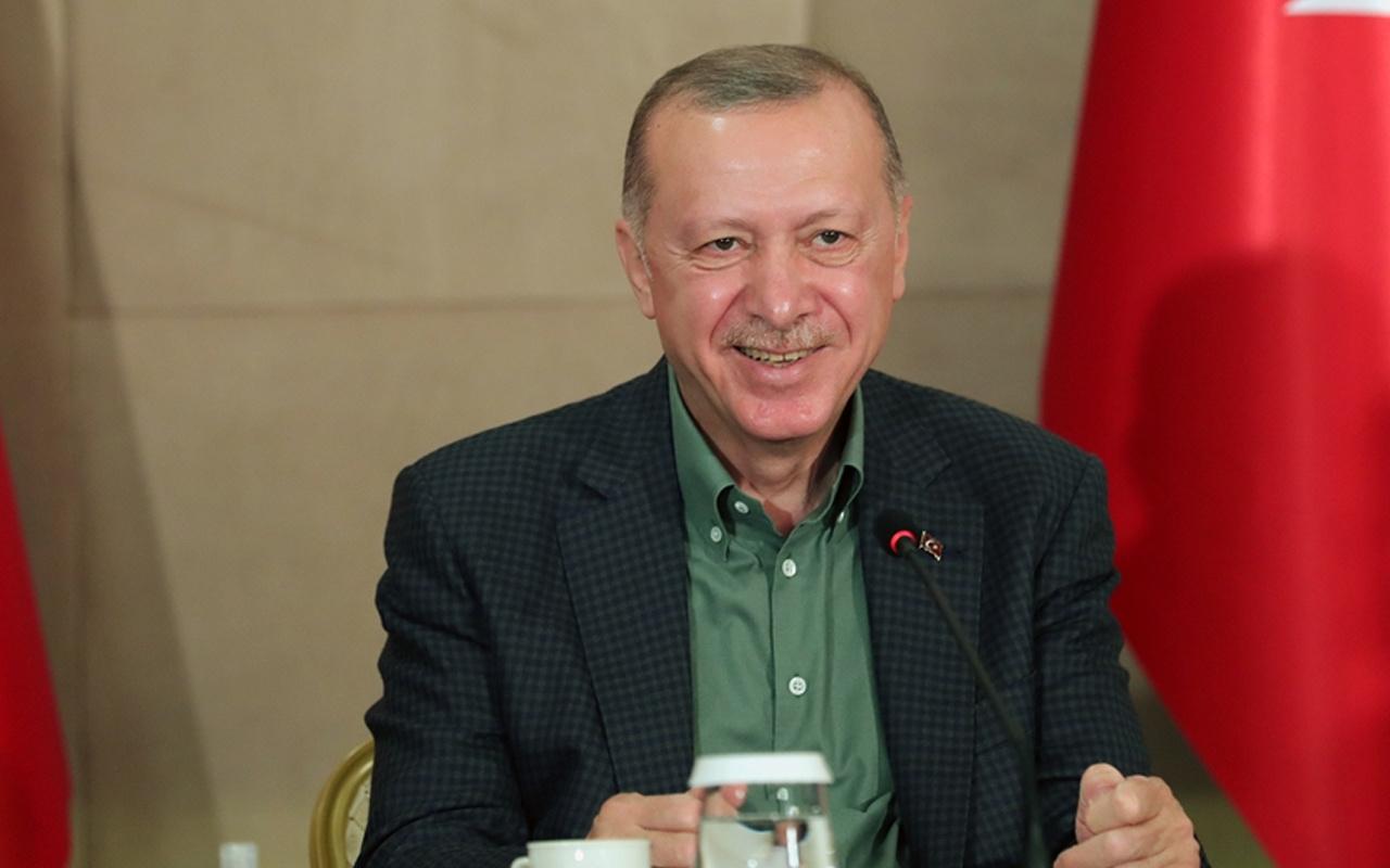 Cumhurbaşkanı Erdoğan'dan sürpriz babalar günü itirafı: Dünyam yıkılmıştı