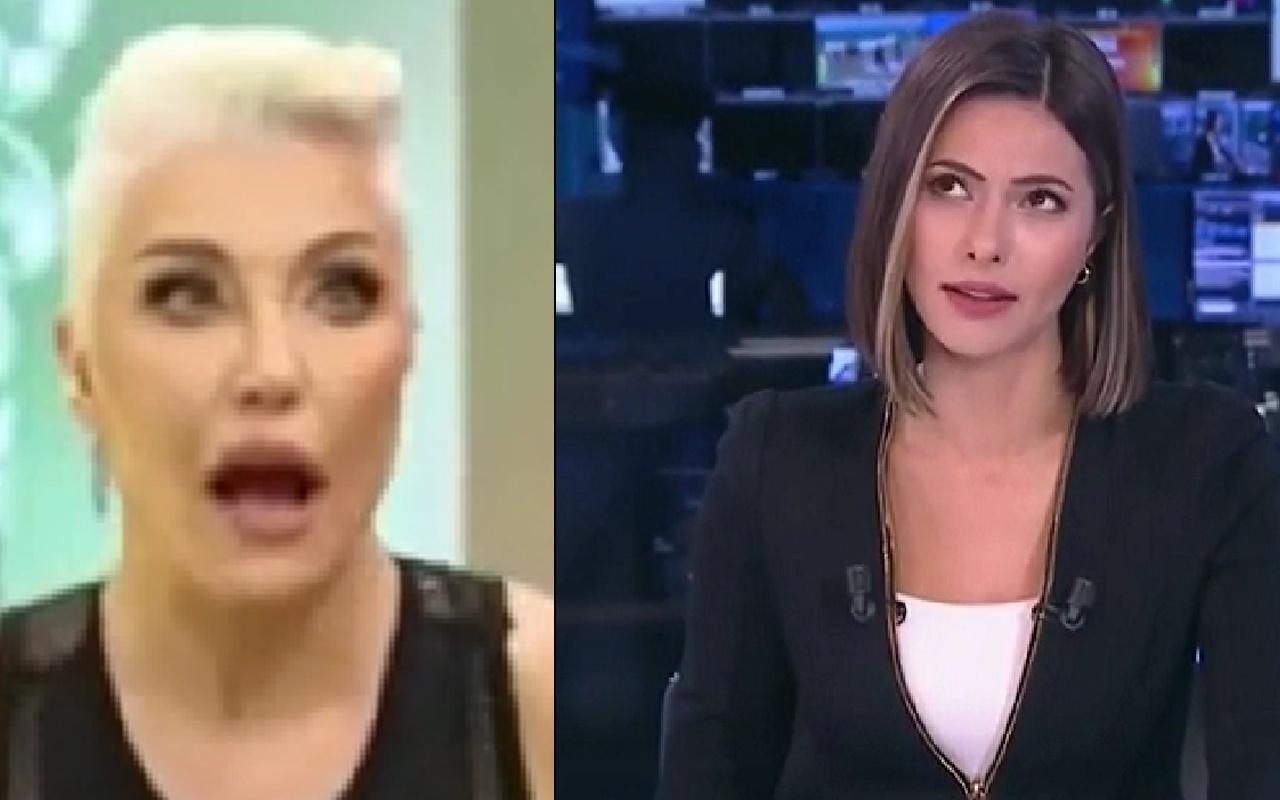 NTV TV100 Ülke TV A Haber'de korku dolu anlar! Canlı yayında depreme yakalandılar