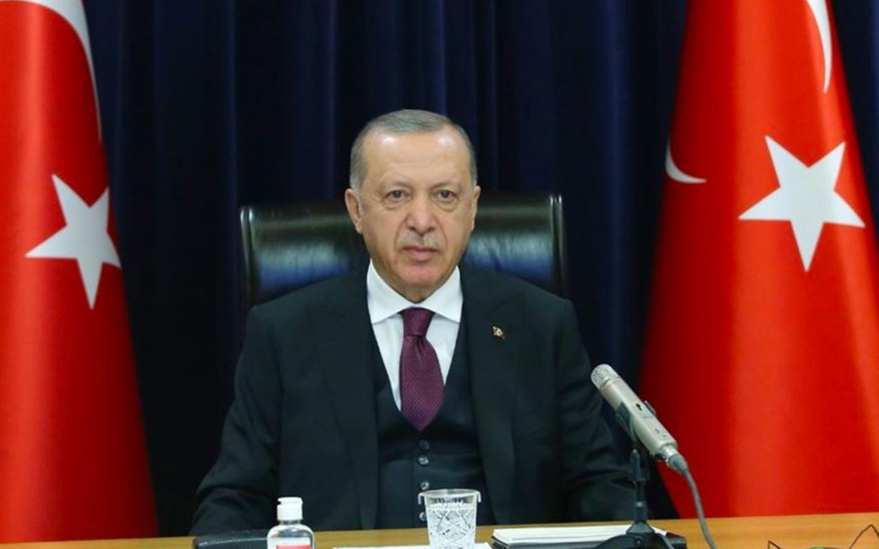 Cumhurbaşkanı Erdoğan açıkladı: Sokağa çıkma kısıtlamalarının tamamı kaldırıldı
