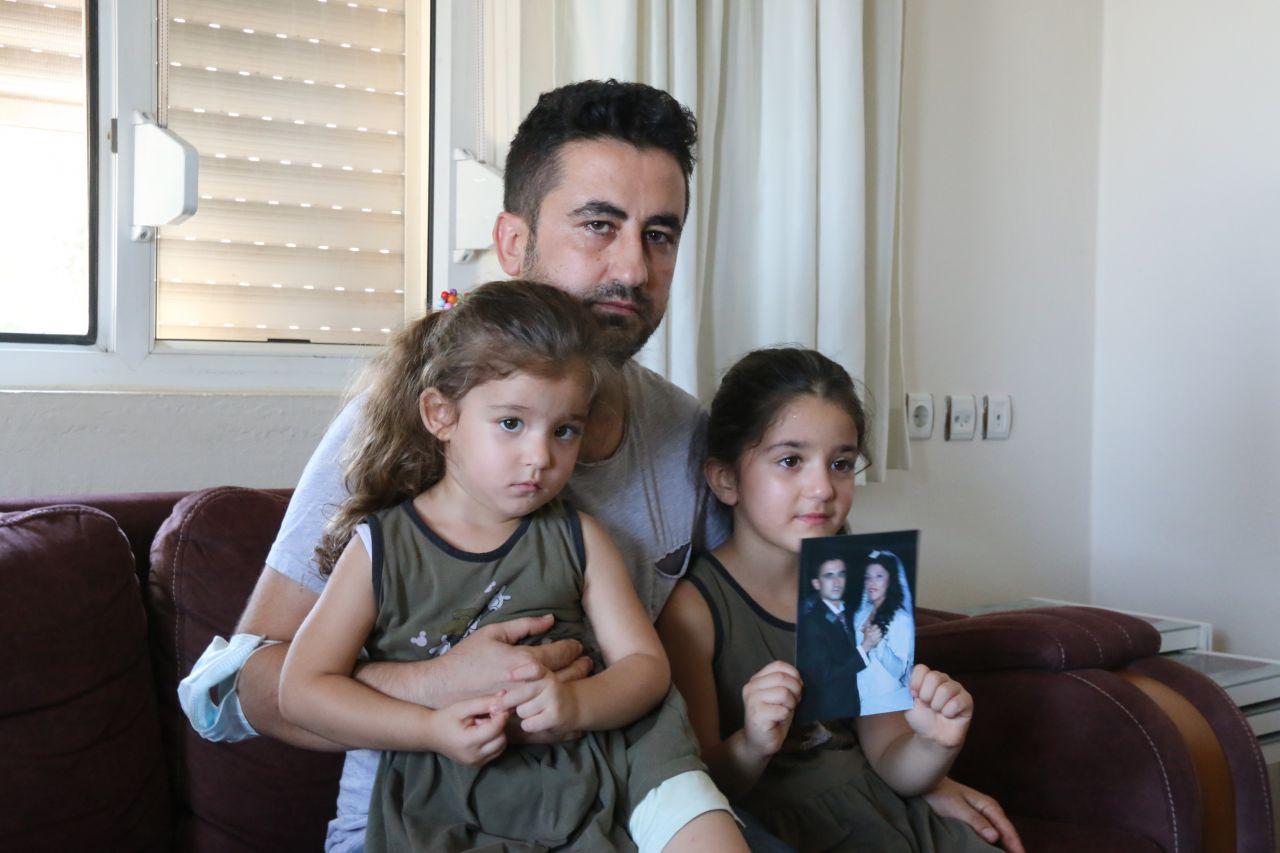2 çocuklu kadın 'komşuya gidiyorum' deyip Antalya'da sırra kadem bastı