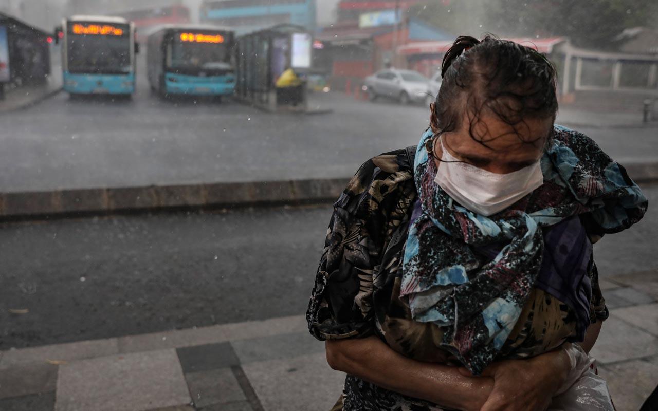 Meteoroloji 21 ili uyardı sağanak yağış geliyor! İstanbul'da hava durumu 4 gün aynı