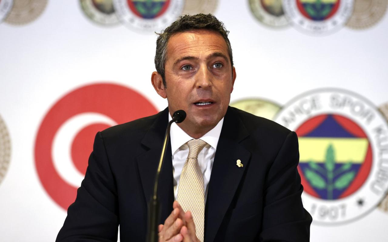 Fenerbahçe'de Ali Koç yeniden başkan seçildi!