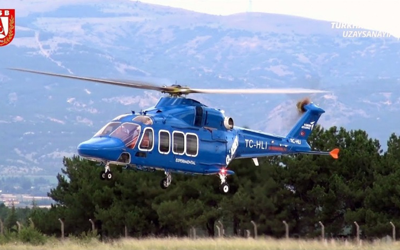 TUSAŞ'tan önemli adım! Yerli ve milli helikopterlerin yolu açıldı