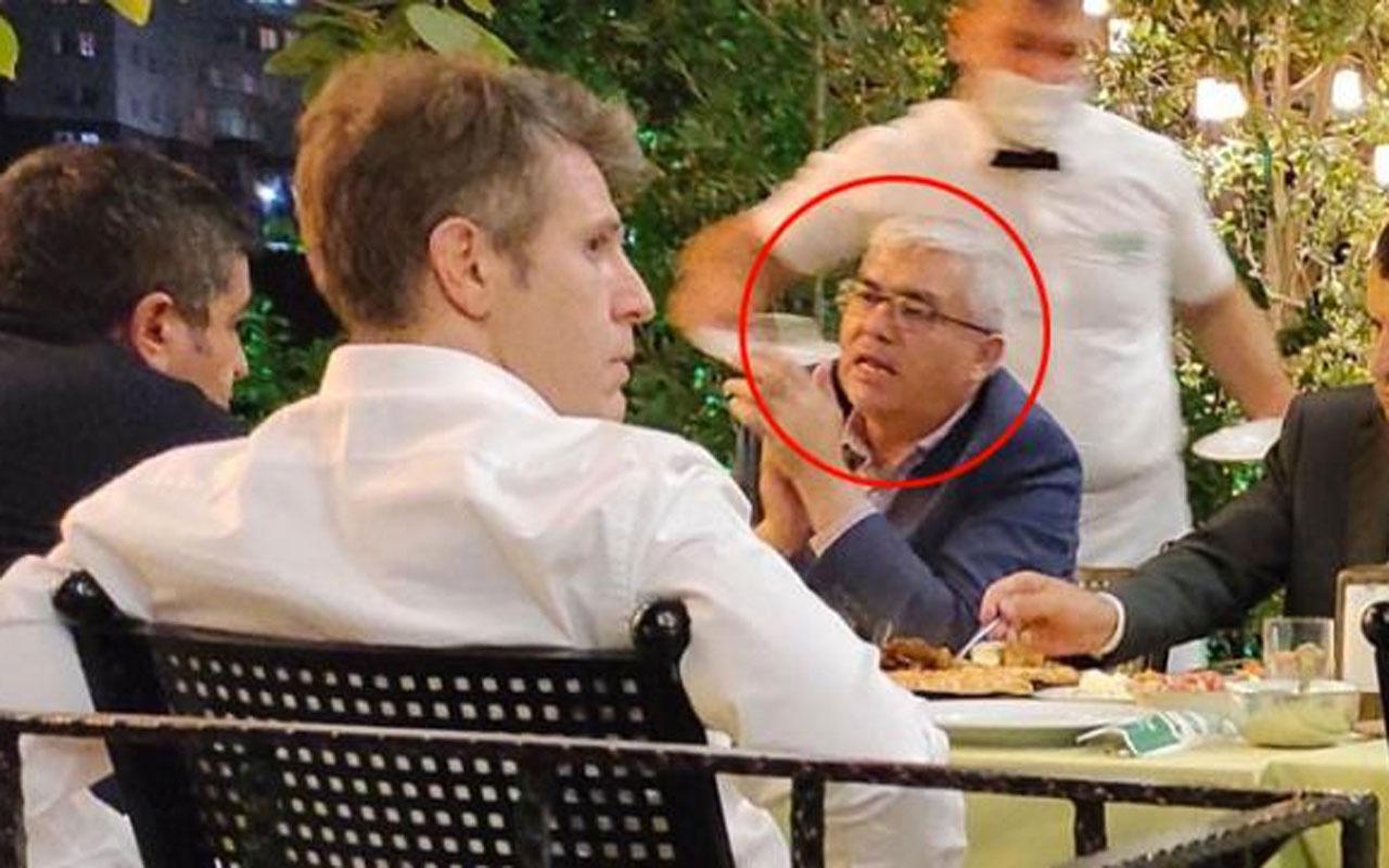 Sezgin Baran Korkmaz'la yemek yiyen Yargıtay üyesi Nemli'den açıklama: Soruşturmadan haberim yoktu