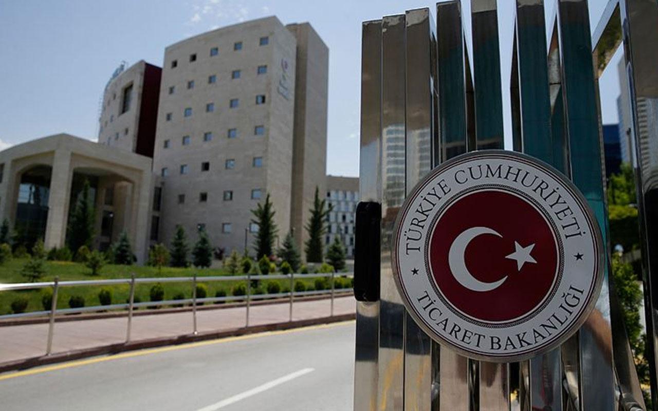 Ticaret Bakanlığı mayısta 408 firmaya dahilde işleme izin belgesi verdi