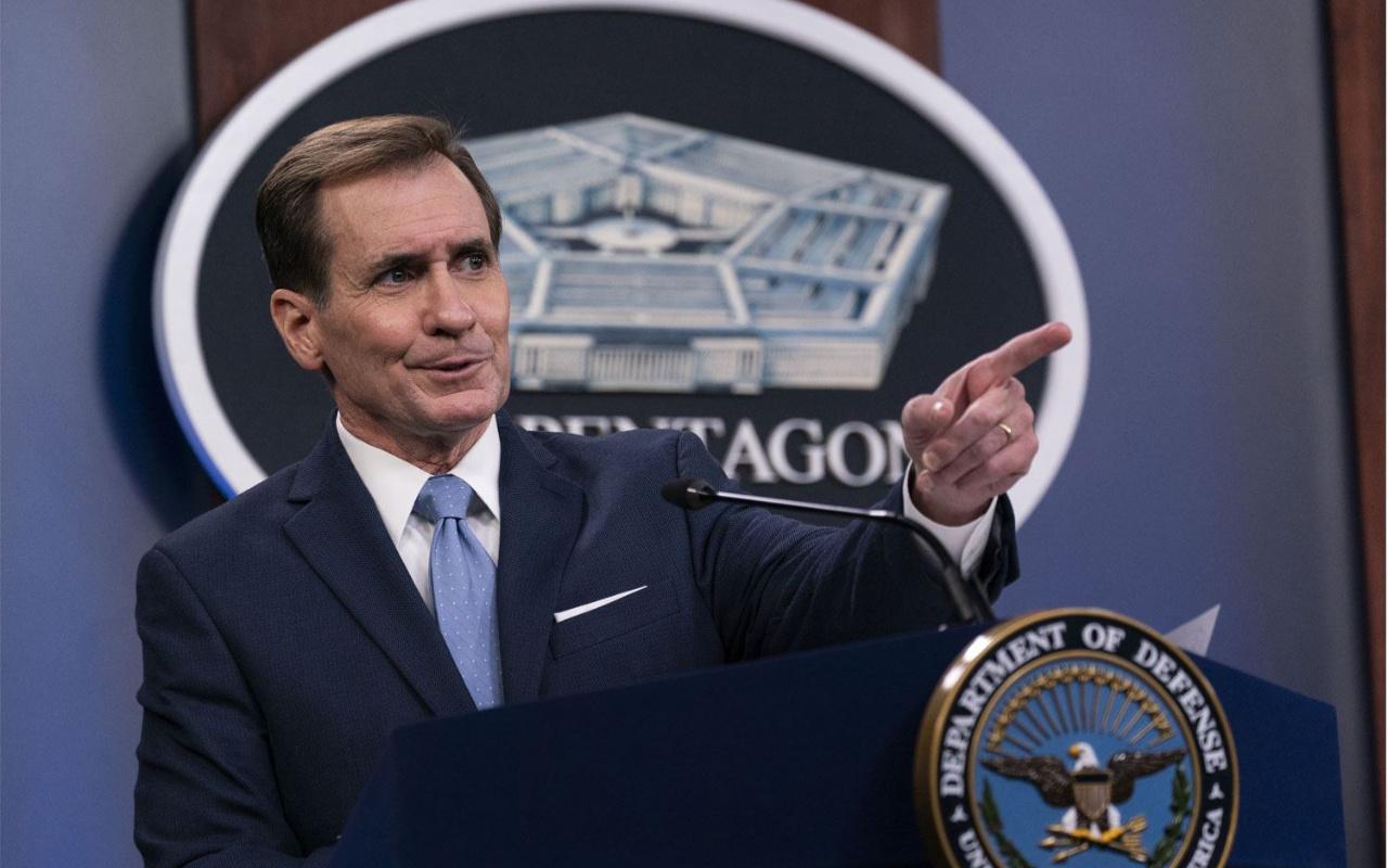 Pentagon'dan Türkiye açıklaması: Öncü olmayı kabul ettiler
