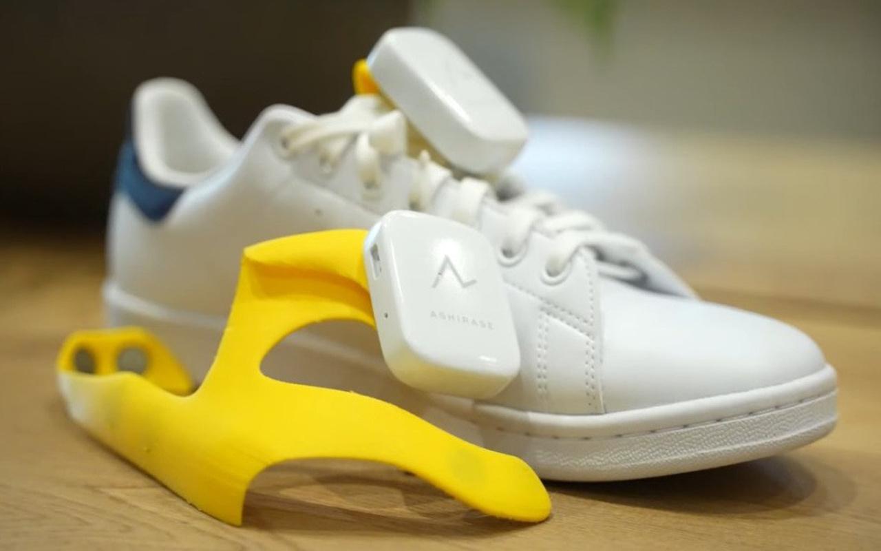 Japon mühendisler geliştirdi! Ayakkabının özelliğini duyan şaştı kaldı