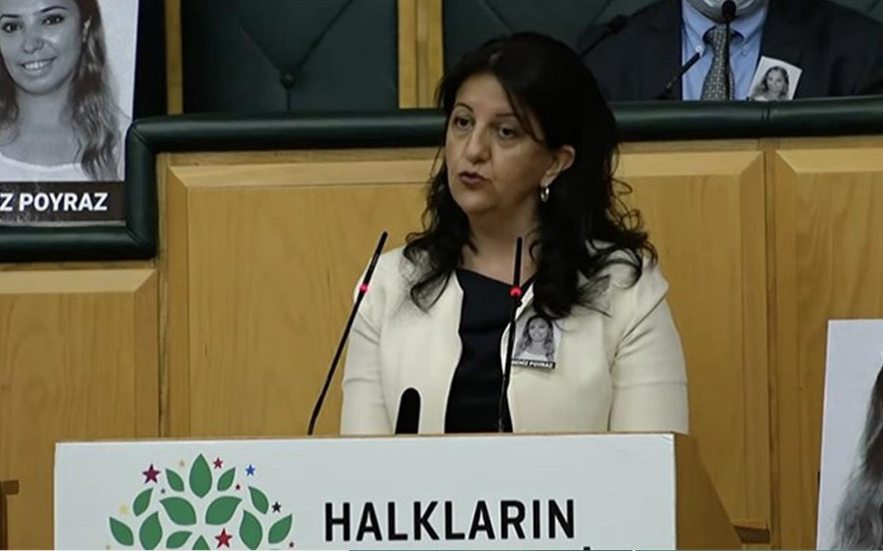 HDP grup toplantısında muhalefete çağrı: Tezkereye hayır deyin