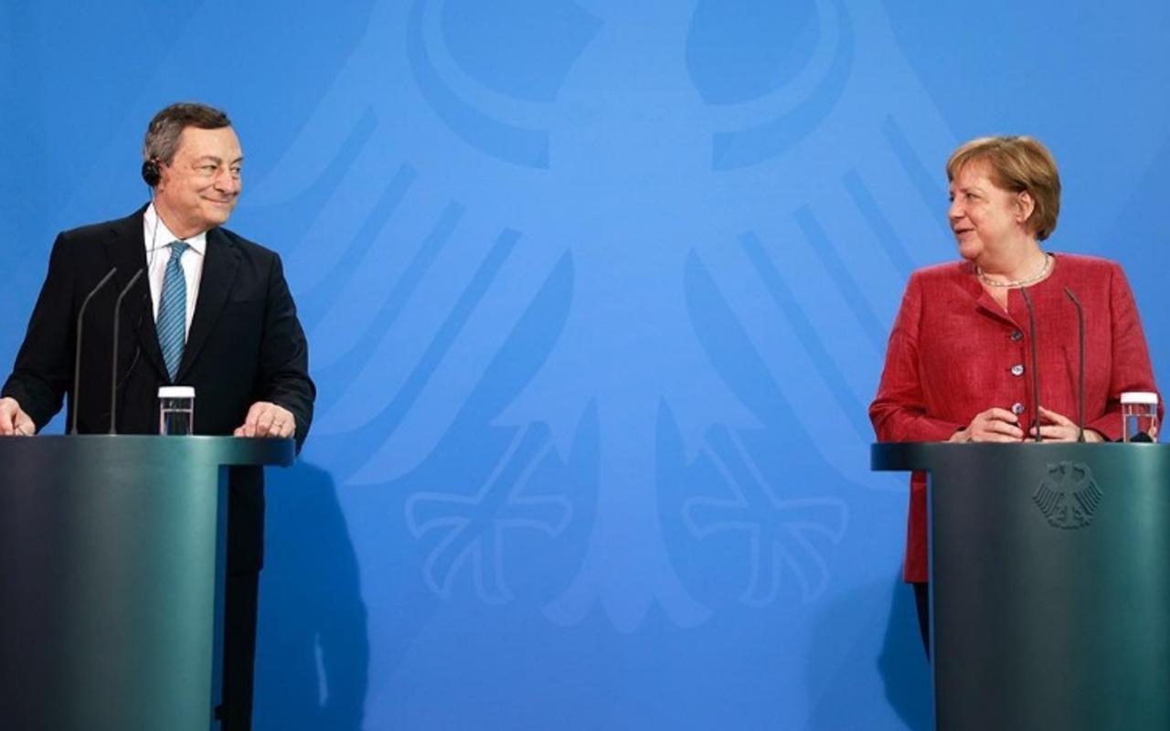 Almanya Başbakanı Merkel'den Türkiye itirafı: İkimiz de bunun farkındayız