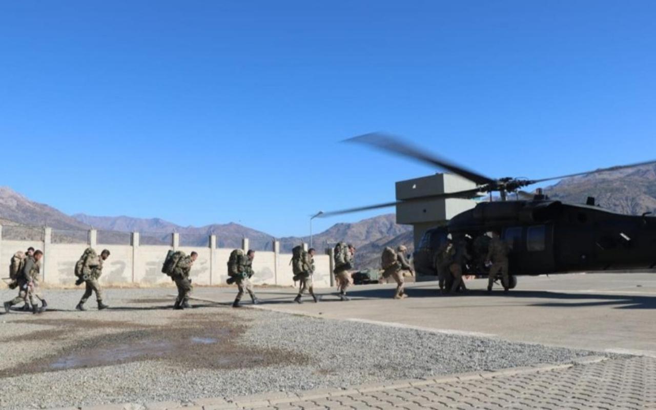 PKK'nın finans kaynağına neşter vuracak ''Narko-Terör- Finans-2 Operasyonu'' başlatıldı