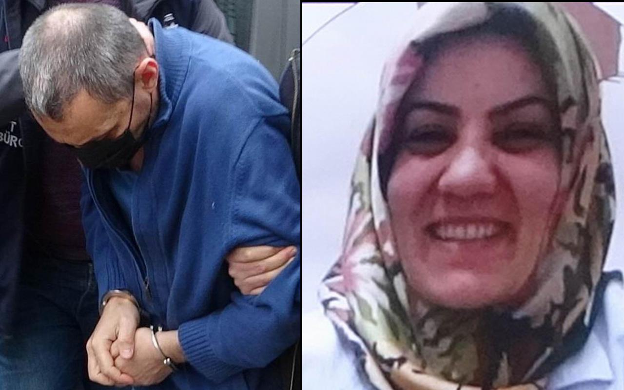 Samsun'da eşini boynundan bıçaklayıp öldürdü! Duruşma boyunca ağladı