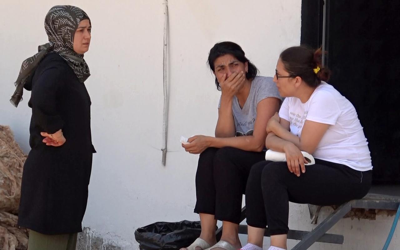 Antalya'da yangın güçlükle söndürüldü! İşçiler gözyaşlarına boğuldu