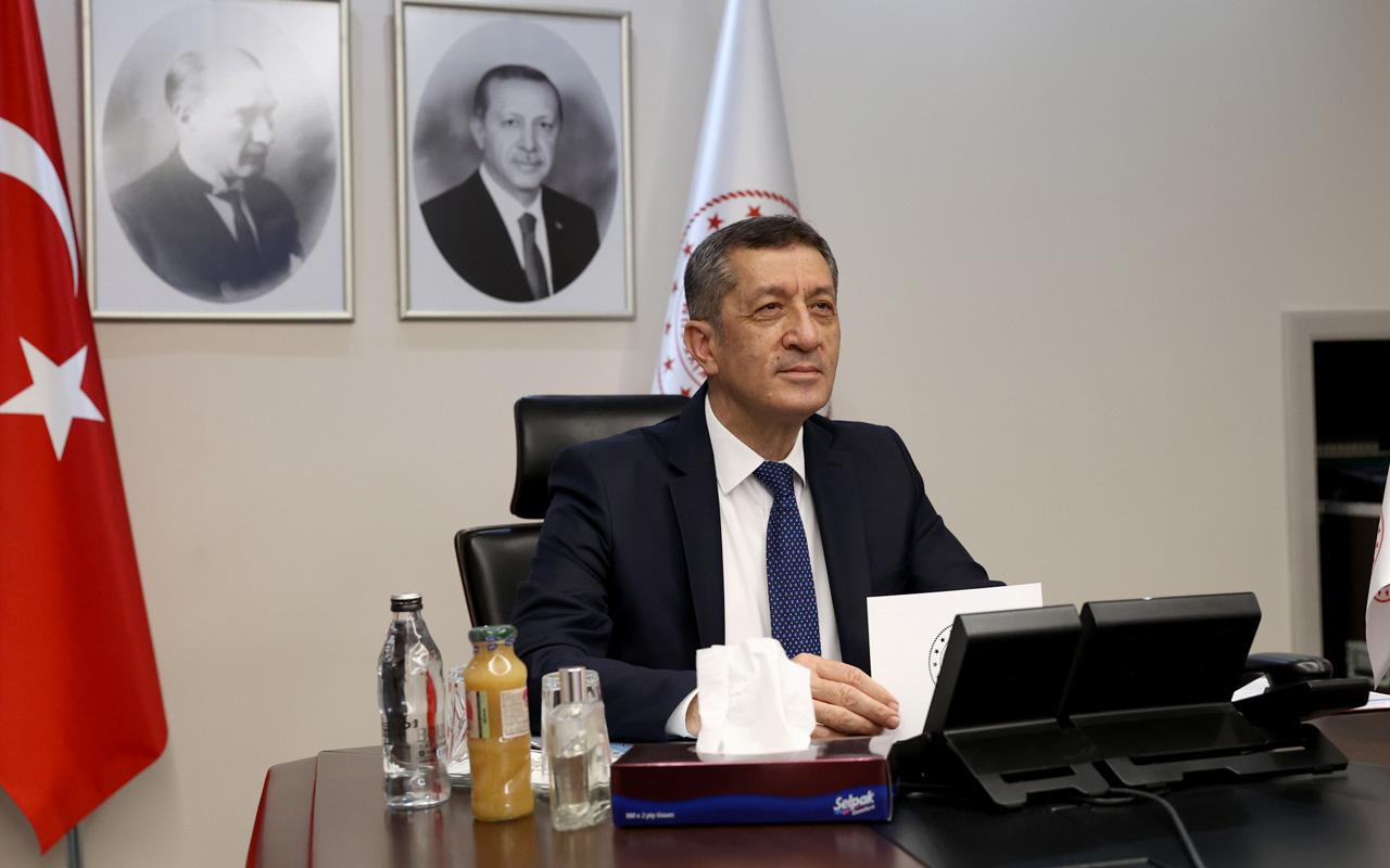 Bakan Ziya Selçuk'tan EBA müjdesi 114 nokta daha açıldı