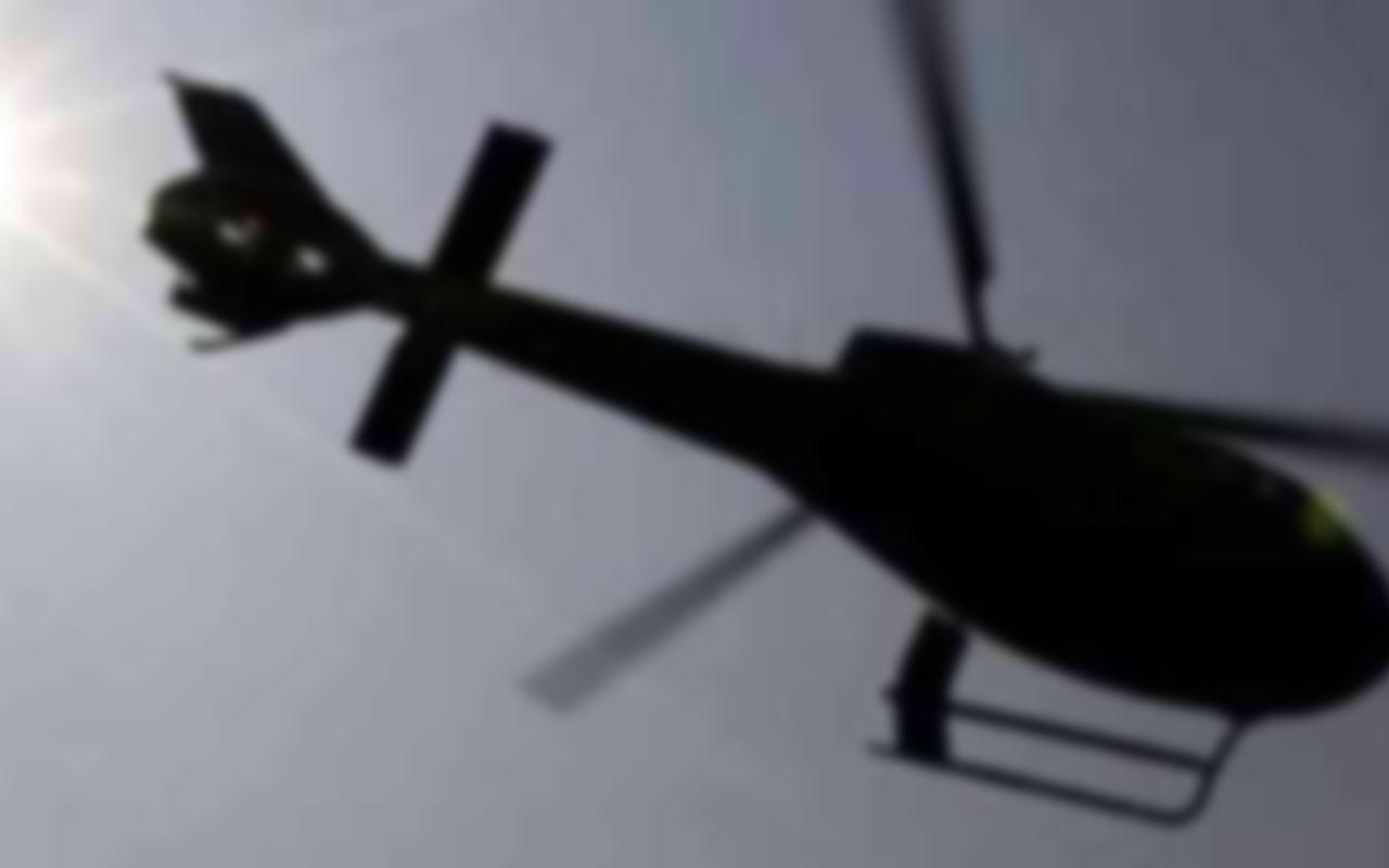 Filipinler'de askeri helikopter düştü! 6 asker hayatını kaybetti