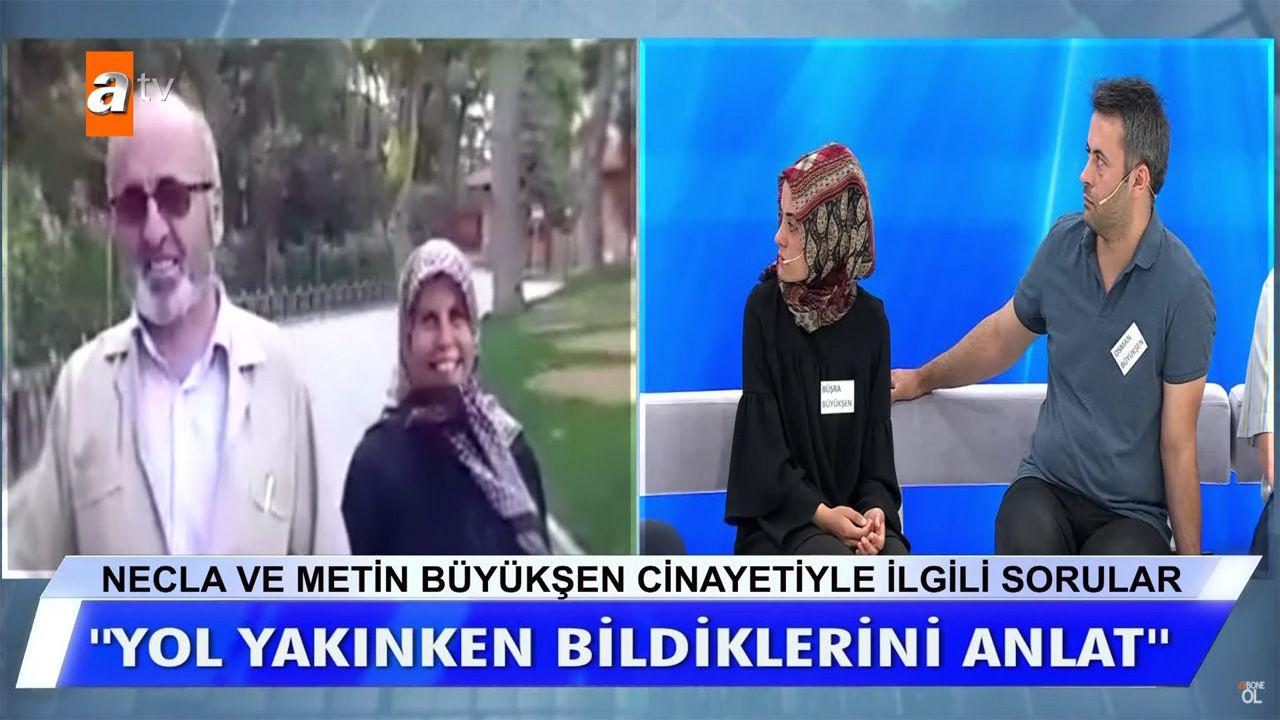 Büşra Büyükşen başörtüsünde açık verdi Müge Anlı'da Betül'ün aşk mesajı çıktı!