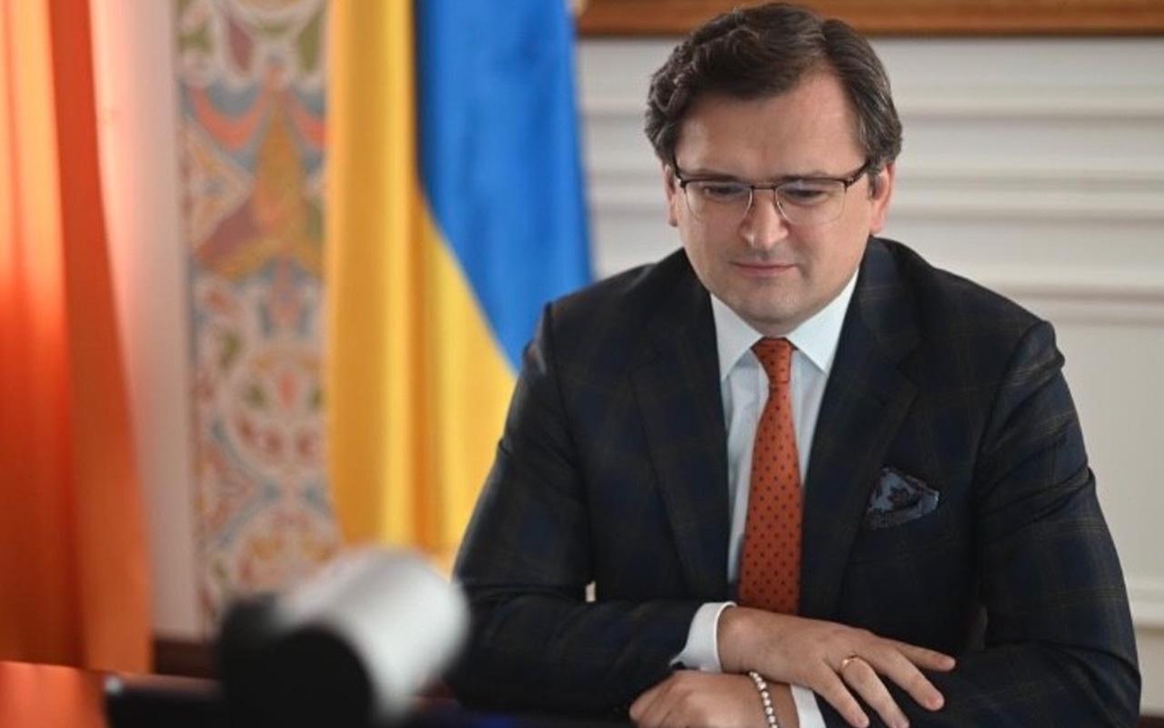 Ukrayna'dan Rusya ile görüşen AB'ye' tehlikeli' tepkisi