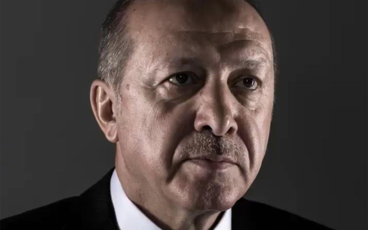 Fransa'nın Türkiye ve Recep Tayyip Erdoğan düşmanlığı dergiye kapak oldu