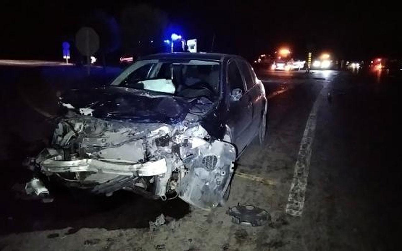 Fethiye'de 2 otomobil çarpıştı: 3 kişi öldü, yaralılar var