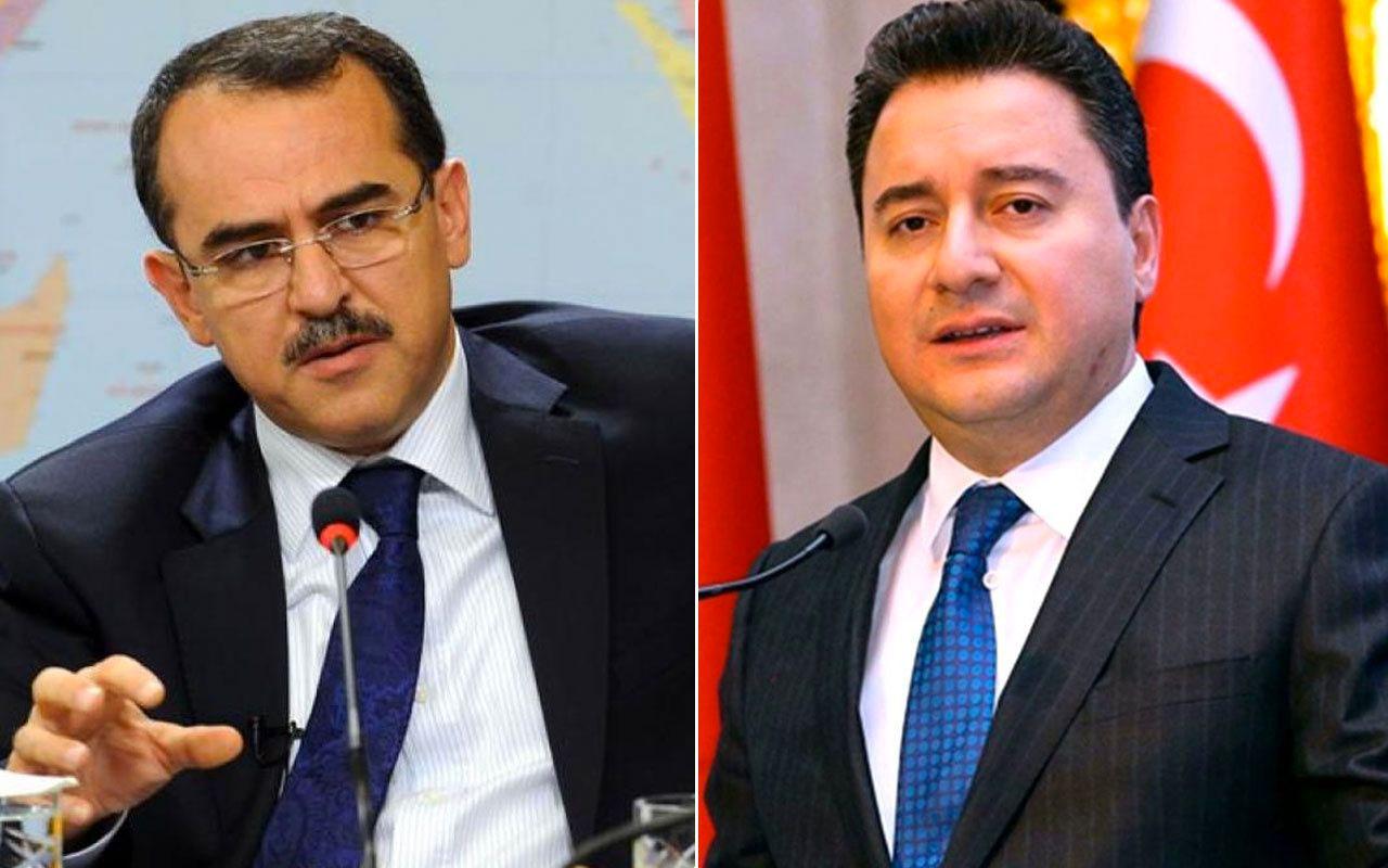 DEVA Partisi'nde 'Sadullah Ergin' çatlağı! Kayseri İl Başkanı istifa etti