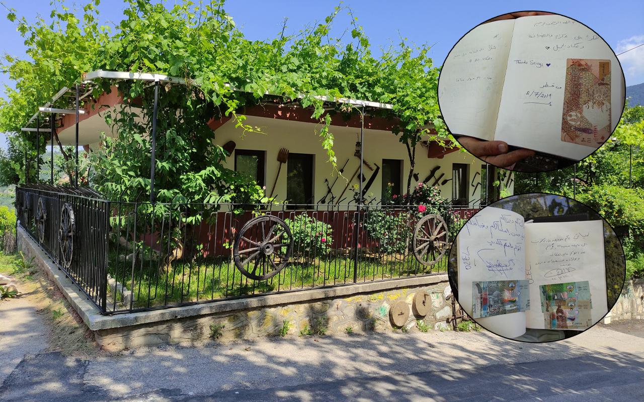 Bursa'da burada tatil yapmak bedava! Sadece tek bir şart bulunuyor